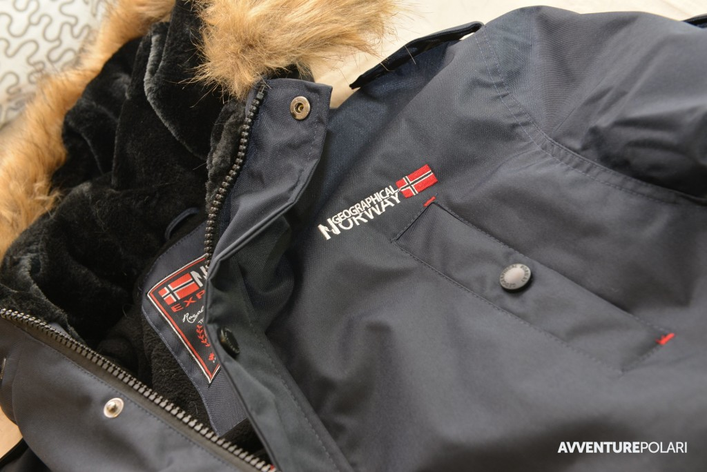 competitive price 488f1 af914 Recensione Giacca Geographical Norway BLISTER – Avventure Polari